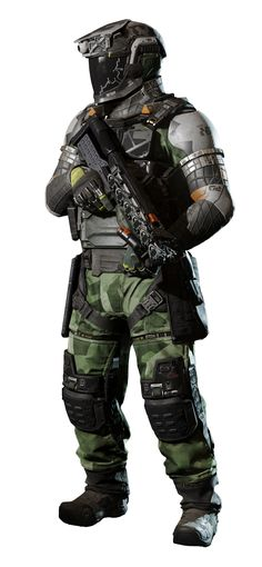 COD Infinite Warfare MP Rig Warfighter Complete Call of Duty: Infinite Warfare Rigs (Classes) Guide
