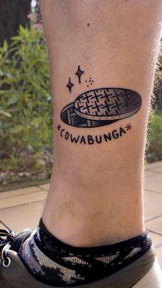 50 Ninja Turtle Tattoos Designs and Ideas