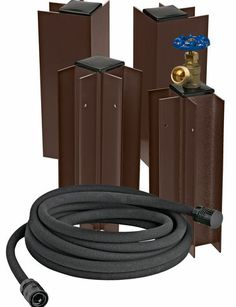 For growers who incorporate raised-bed systems into their growing methodology, Aquacorner™'s Raised Bed Soaker System is an affordable way to maintain a precise and consistent supply of water. Given four and a half stars (out of five) by the Gardener's Supply Company, this system is simple to integrate into your garden infrastructure and will save you hours of watering hassle.