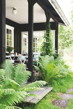 Træd indenfor i designerens sommerhus - Bolig Magasinet