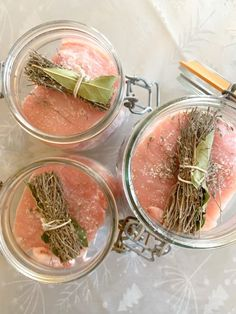 Roast pork in jars – Dinner Recipes Roast Recipes, Dinner Recipes, Dips, French Food, Aesthetic Food, Pork Roast, Charcuterie, Brunch, Food And Drink