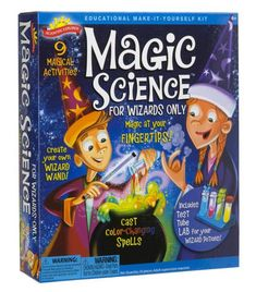 Cool Toys for 7 Year Old Boy Birthday Gifts.Science toys for kids
