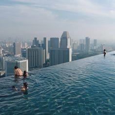 Nice pool singapore