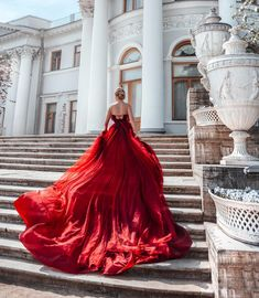 The engagement shoot we all are dreaming about . Amazing Wedding Dress, Best Wedding Dresses, Dress Wedding, Princess Ball Gowns, Simply Red, Occasion Wear, The Dress, Dream Dress, Timeless Fashion