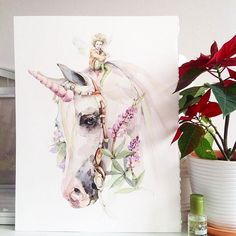 Watercolorist: @katerina_mihailina_07 #waterblog #акварель #aquarelle #painting #drawing #art #artist #artwork #painting #illustration #watercolor #aquarela