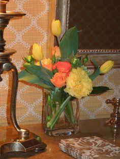 The French Tangerine: ~ birthday bash