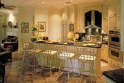 Social Kitchen Design Ideas from houseplansandmore.com
