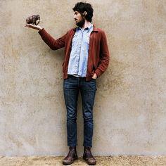 .:Casual Male Fashion Blog:. (retrodrive.tumblr.com)current trends | style | ideas | inspiration | non- flamboyant