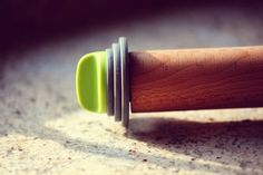 clever!  Fancy - Adjustable Rolling Pin by Joseph Joseph