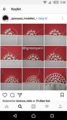 Needle Lace, Needlepoint, Crocheted Lace, Frogs, Knitting And Crocheting, Punto Croce, Cross Stitch
