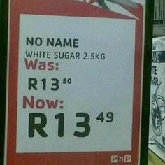 Pick 'n Pay South Africa. This is how dumb they think we are! News South Africa, Morning Wish, Funny Signs, Really Funny, Fun To Be One, Wise Words, Prayers, Hello Dear, Sunday