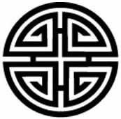 """""""Las cuatro bendiciones"""": Virtud, Longevidad, Prosperidad y Buena Salud. Se coloca en el Este o en el Noreste de la Sala (del Living).preferiblemente"""