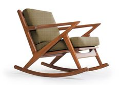 Kennedy Rocking Chair - Thrive Furniture