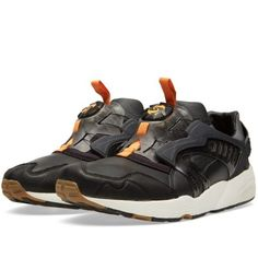 Puma Trinomic Disc Rugged (Black)
