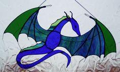 dragon stain glass | Pin it 3 Like Image