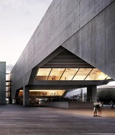 Cais das Artes (Quay of Arts) in Vitória, Brazil by Paulo Mendes da Rocha and…