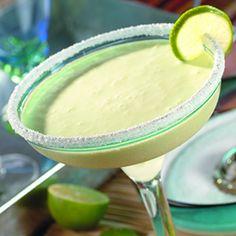 Creamy Carnation Margaritas