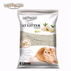 Tofu cat litter Brand : Emily pets, LOVE SAND, SUPER CLEAN  Product origin : Dalian,China  Delivery time : 15-30 days  Supply capacity : 50000 tons / year