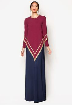 Long dress zalora indonesia store