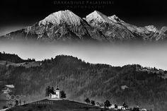 Slovenia St. Thomas Church by fotopalasz