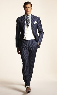Exclusive First Look: Ralph Lauren Spring 2013: The GQ Eye: GQ on Style: GQ