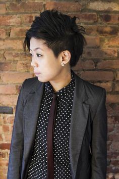 Style Profile: Angie Chuang, Brooklyn — Qwear