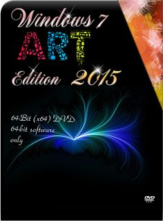 Windows 7 Art Edition 2015 x64 with last updates with Activator « Talha Webz