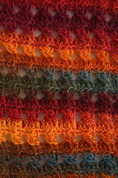 Wonder-FALL Infinity Scarf - I Like Crochet