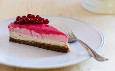 Raw, vegan, AND gluten-free? Oh, my! Enjoy this layered Raw Chocolate Vanilla Raspberry Cheesecake with a hot cup of tea.