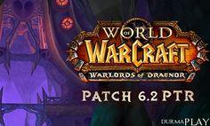 http://six.tc/world-of-warcraft-6-2-yama-ptr-notlari-yayimlandi/4636  World of Warcraft oyuncularının büyük bir merak içerisinde bekledikleri WoW Yama 6 2 PTR Notları kısa bir süre önce resmi kanallar üzerinden oyuncuların bilgisine sunulmuş bulunuyor