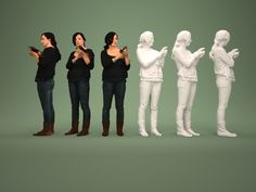4DDynamics launches it's IIID Full Body capture