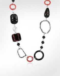 Antica Murrina Alabama - Murano Glass Bead Necklace