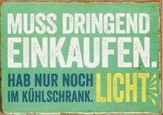 Grafik Werkstatt Vintage Art Postkarte Kühlschrank | Für Dich und Mich