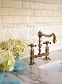 Beautiful Kitchen Backsplashes - Traditional Home®