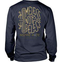 Homeless Not Hopeless  http://www.5050projects.com/products/homeless-not-hopeless