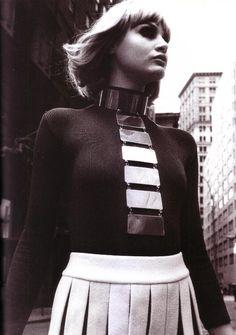 """theyroaredvintage: """" Pierre Cardin design, 1960s. """""""