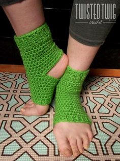 Looking for your next project? You're going to love Fitted Yoga Socks by designer twistedtwigC.