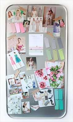 Inspiration board for wedding ideas!!
