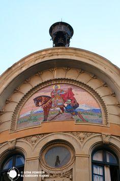 Edificio de la Caixa de Pensions de San Martí