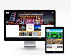 InterStage BV bouwt podia voor de grootste shows en artiesten in Europa. En FIZZ? FIZZ bouwde het podium voor Interstage. Bekijk de site op www.interstage.eu