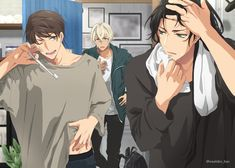 Detective, Police Story, Detektif Conan, Magic Kaito, Case Closed, Bishounen, Shinigami, Handsome Anime, Cute Anime Guys
