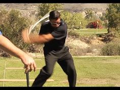 How to swing with power and control! Victor Rodriguez swing evolution! - YouTube