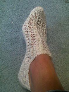 Summer socks.  Must learn to knit soon!