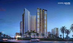 Godrej Properties brings you the 2 and 3 BHK luxurious apartments at Godrej Azure at an apt locale of OMR, Chennai. The 2 and 3 BHK lavish abodes offered at this venture are beautifully designed keeping in mind almost all the latest aesthetics and requisites