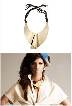 Necklace 'Moby Dick'