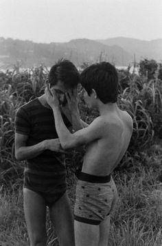 Teenage Wasteland: Japanese Youth in Revolt, 1964 | LIFE.com 泣いてるのかい?
