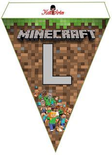 45 Ideas De Cumple Gerardo Fiesta Minecraft Cumpleaños Con Tema De Minecraft Invitaciones De Minecraft