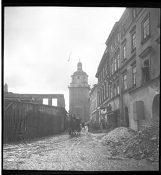 Lublin na zdjęciach Edwarda Hartwiga (zdjęcie 18) - Autor: Edward Hartwig