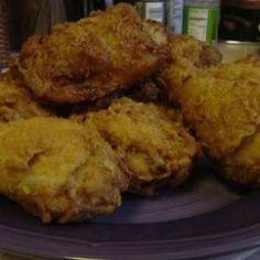 - Original Recipe Kentucky Fried Chicken