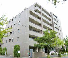 堺市北区 分譲賃貸マンション アルス新金岡プロムガーデン Multi Story Building